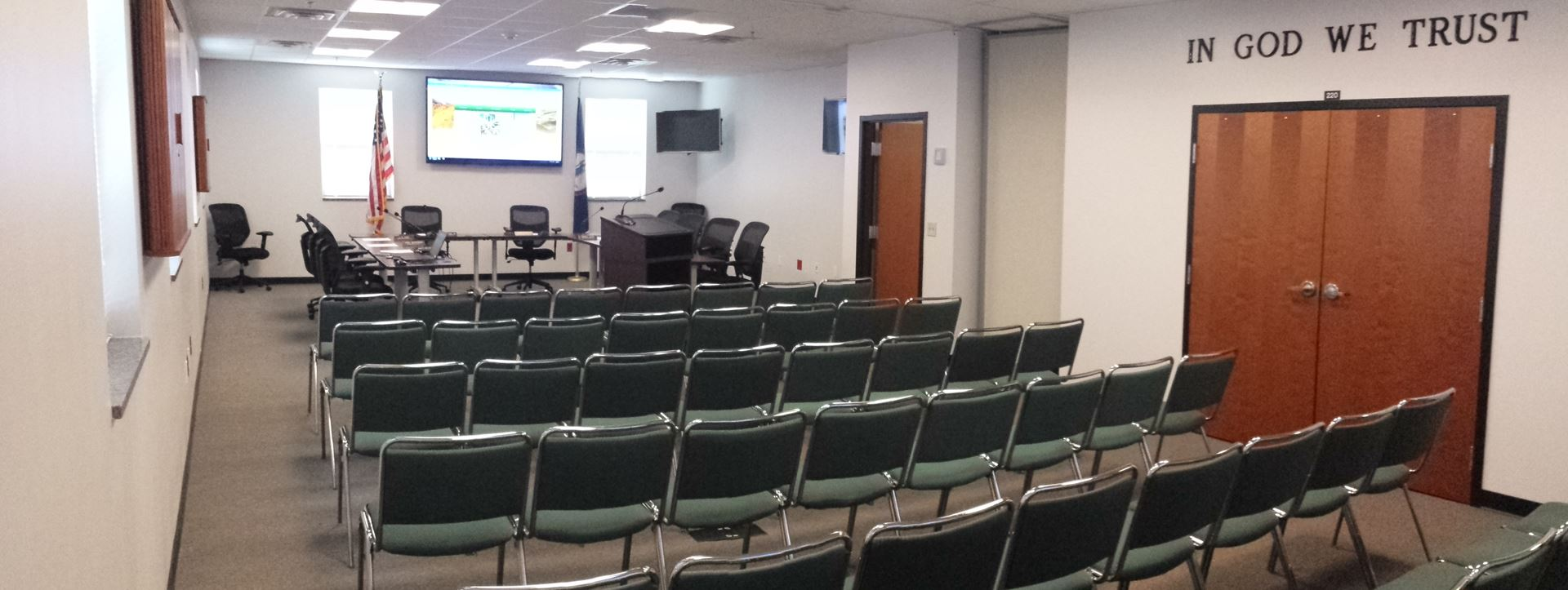 Board of Supervisors Room